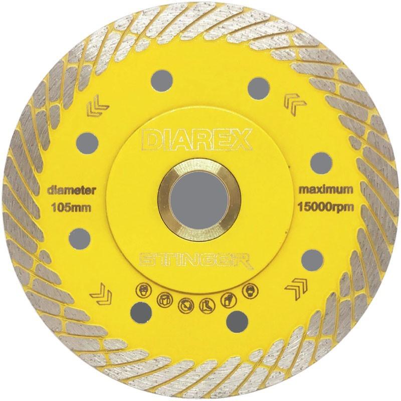 Diarex Stinger Ultra Thin Turbo Blade