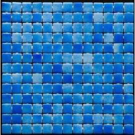 Bora Ela| Glass Mosaic Pool Tiles