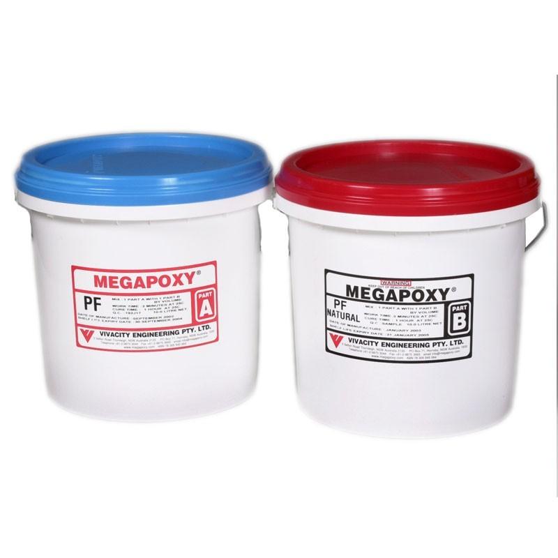 Megapoxy PF White