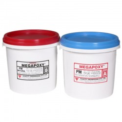 Megapoxy PM Grey Epoxy Paste Adhesive