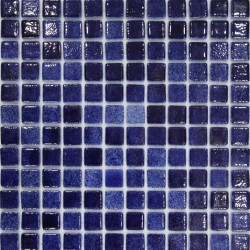 Ela Mykonos| Glass Mosaic Pool Tiles