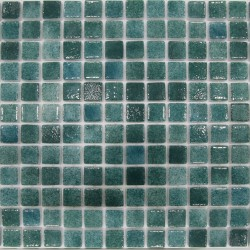 Venice Ela | Glass Mosaic Pool Tiles