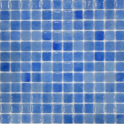 Leyla Bora Bora Glass Mosaic Tiles