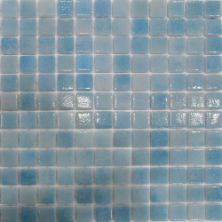 Leyla Paris Glass Mosaic Pool Tiles