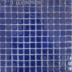 Leyla New York Glass Mosaic Tiles