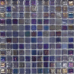 Leyla Milano Glass Mosaic Tiles