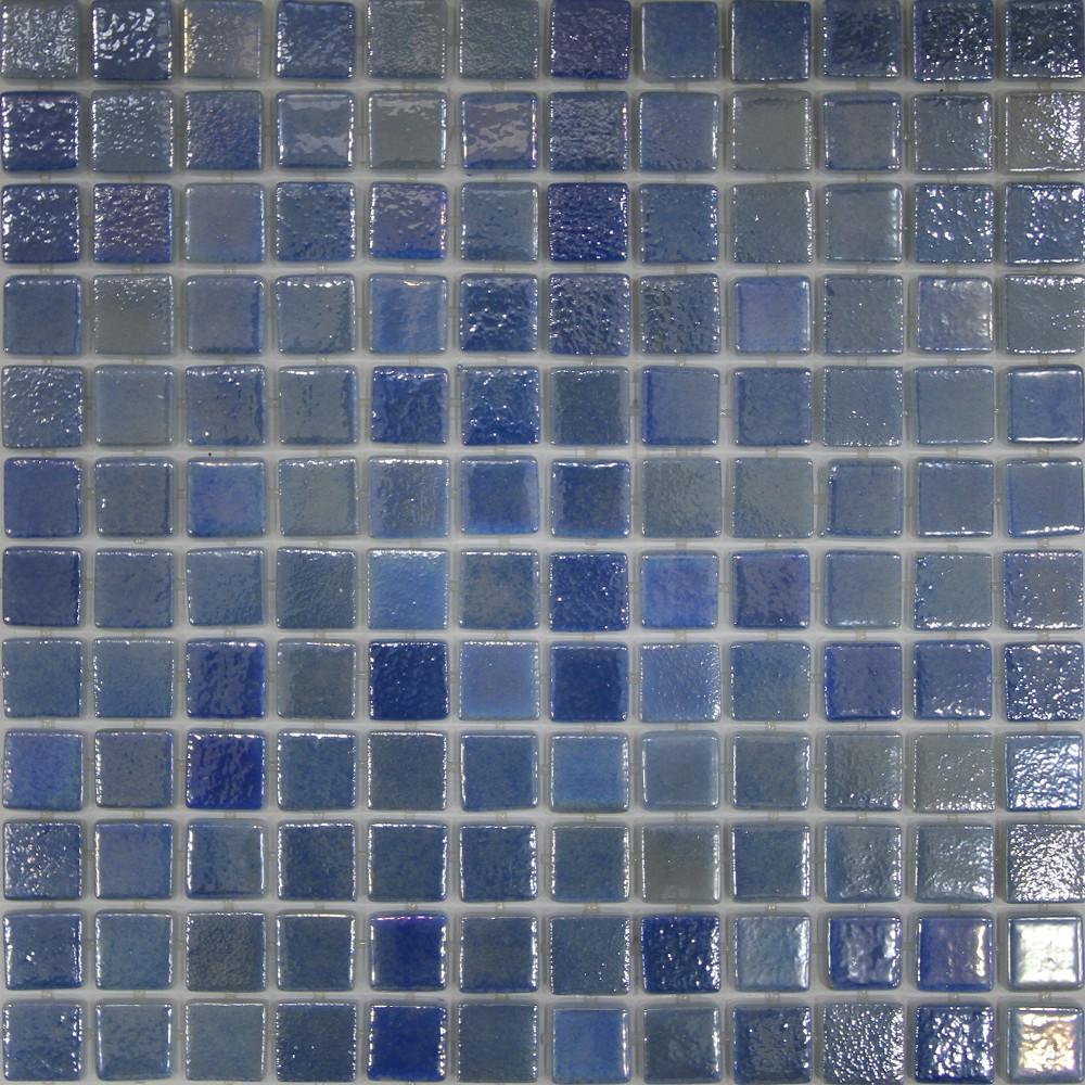 Leyla Fiji Glass Mosaic Pool Tiles | MCC Tile