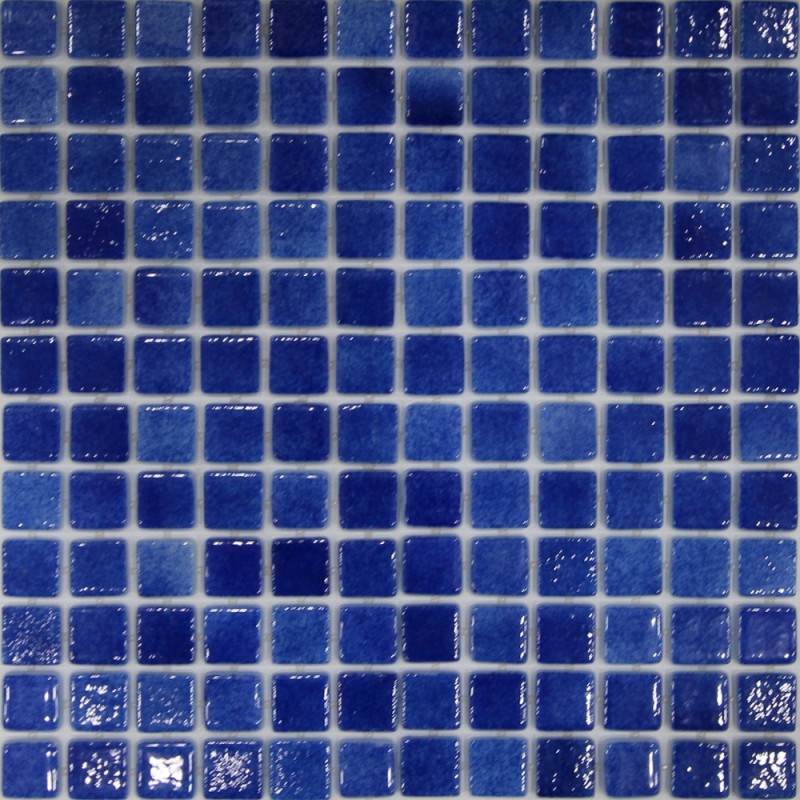 Leyla Monaco Glass Mosaic Pool Tiles