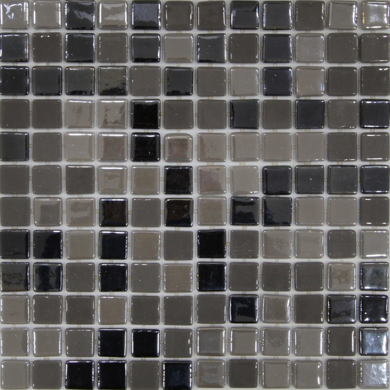 Leyla Moscow Glass Mosaic Tiles