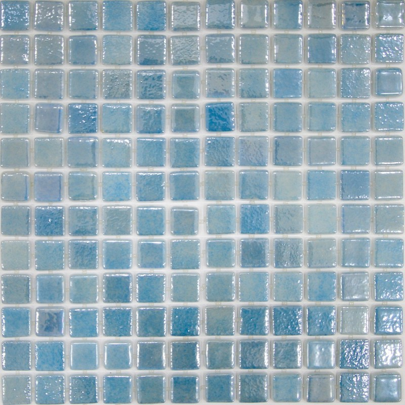 Leyla Rio Glass Mosaic Tiles