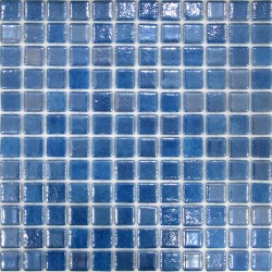 Leyla Balmoral Glass Mosaic Tiles