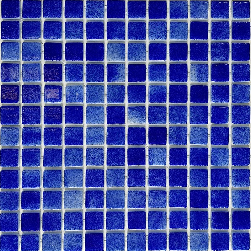 Leyla Crete Glass Mosaic Tiles