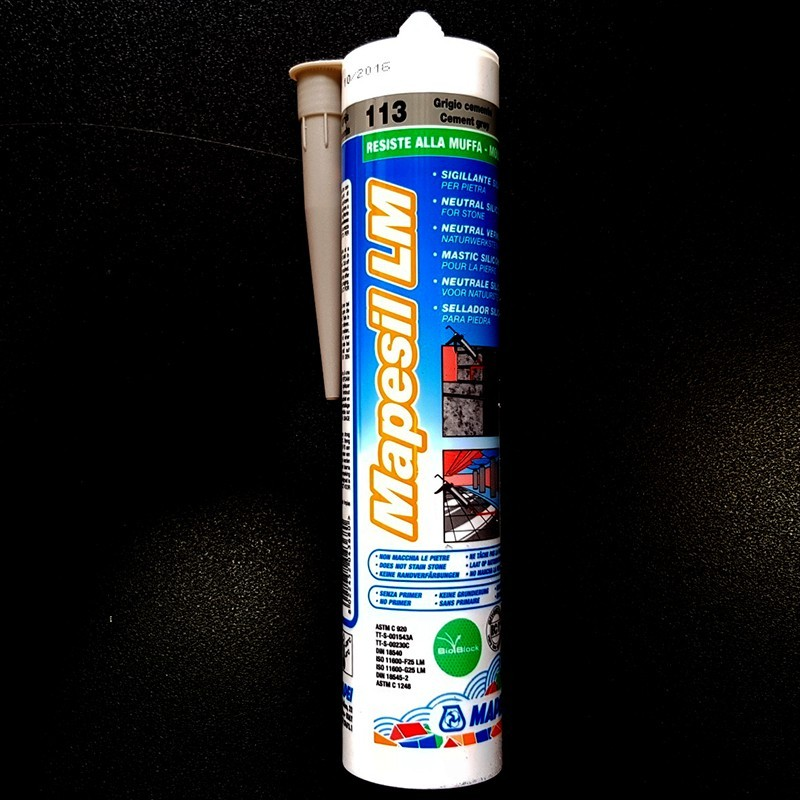 Mapei Sealant Mapesil LM Cement Grey (113)