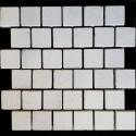 Crema Luminous Tumbled Brick Pattern Cobblestone Limestone