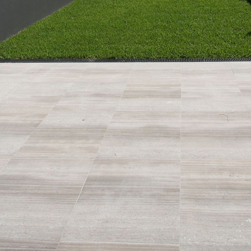Serpeggiante (Perlino) Grigio Veincut Antique Limestone