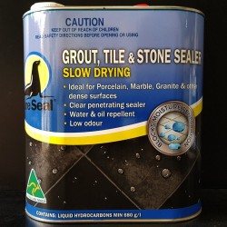 Sure Seal Slow Dry Grout, Tile & Stone Sealer