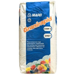 Mapei Adhesive Granirapid A (Grey)