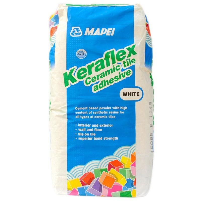 Mapei Keraflex White