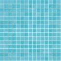Azure 2- Italian Glass Mosaics Pool Tiles|On Plus System