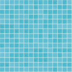 Azure 2- Italian Glass Mosaics Pool Tiles|On Plus System