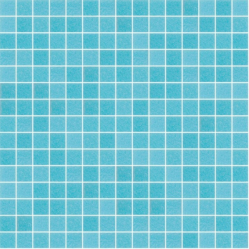 Mosaiccorp Azure 2 Italian Glass Mosaic Pool Tiles
