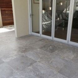 Galaxy Grey Honed Marble