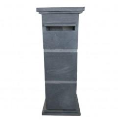 Bluestone Natural Stone Letterbox Victorian Style
