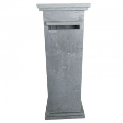 Bluestone Natural Stone Letterbox Regal Style