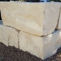 Aussie Cream Logs Sandstone