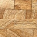 Australian Banded Kirra Split Face Sandstone