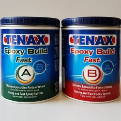 Tenax Epoxy Build Fast