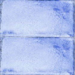 Spanish Mare Ocean Blue Gloss Vita Subway Ceramic 200x100