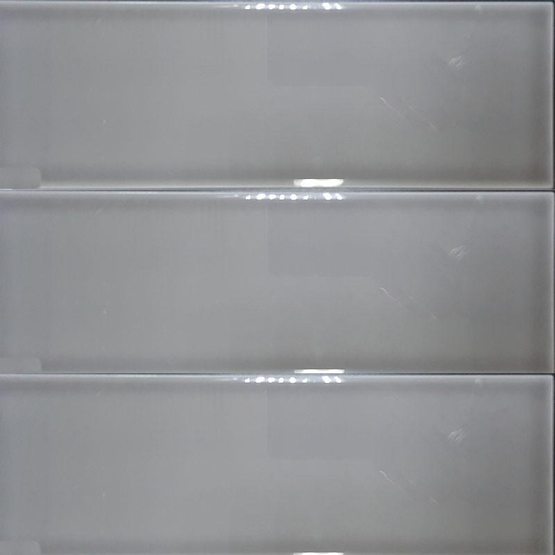Spanish Smoke Slate Grey Gloss Vermont Subway Ceramic 300x100