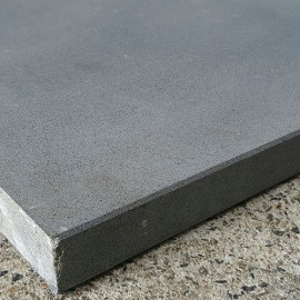 Bluestone Sawn Pencil Round Step Tread