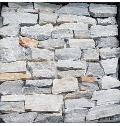 Alpine Grey Ledge Stone Quartzite