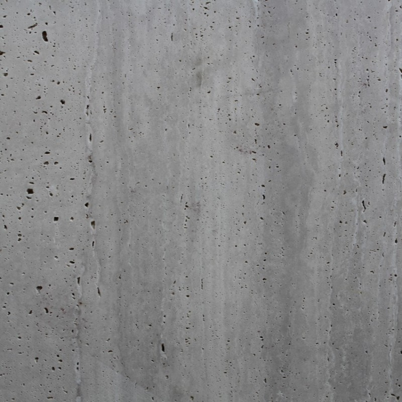 Travertine Chiaro Sandblasted Tile Vein Cut - Honed