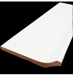 White Gloss Cove Skirting Ceramic Tiles