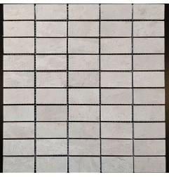 Gohera Honed Limestone Mosaic 60x30