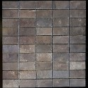 Pietra Brown Honed Limestone Mosaic 60x30
