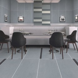 Light Grey Limestone Matt Porcelain Tile