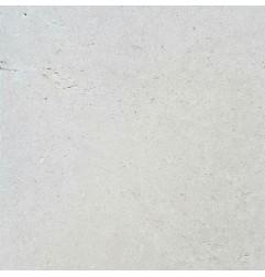 Crema Luminous Tumbled Pencil Edge Step Tread Limestone