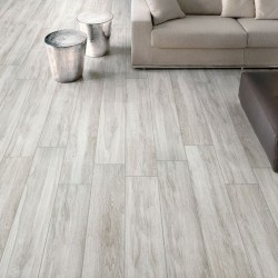 Amazon Grey Matt Timber Porcelain Tile