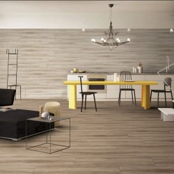 Sahara Grey Matt Timber Porcelain Tile