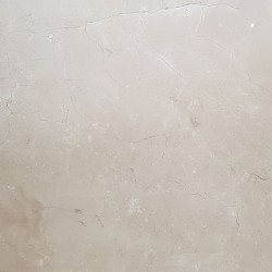 Crema Marfil Polished Marble Porcelain Backed