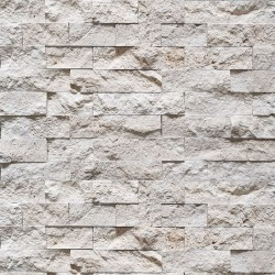 Classic Travertine Splitface Wall Cladding