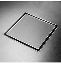 Tile Insert 316 Marine Grade Stainless Steel Floor Drain 120