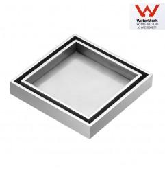 Tile Insert 316 Marine Grade Stainless Steel Floor Drain 110