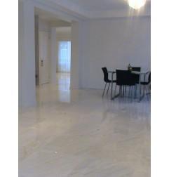 Bianca Luminous Marble Tile - Polished