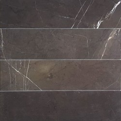 Pietra Grey Subway Honed Limestone 300x75