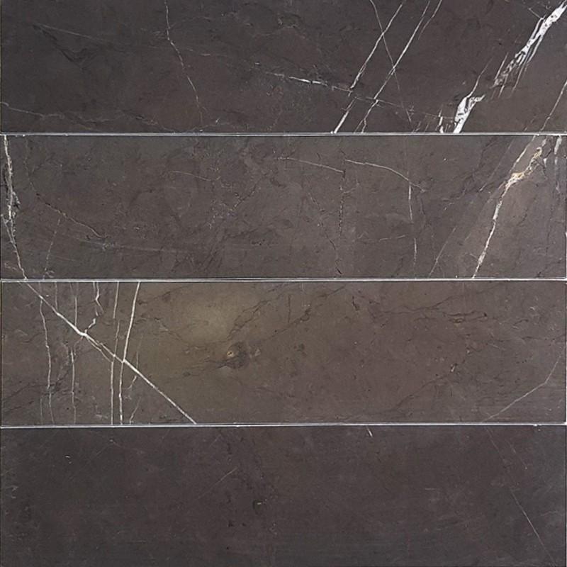 Pietra Grey Subway Honed Limestone 300x75